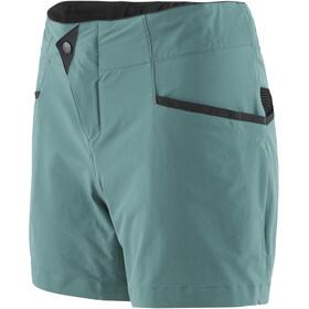 Klättermusen Vanadis 2.0 Shorts Mujer, azul